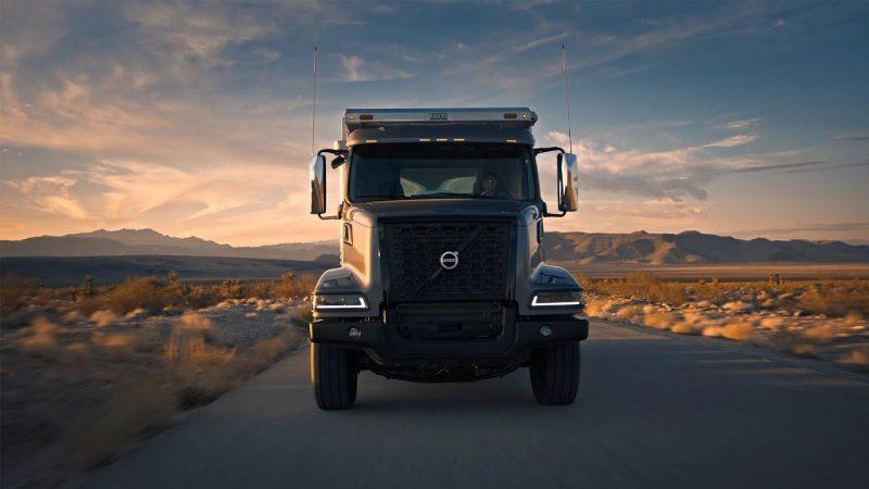 Volvo Truck Calgary VHD